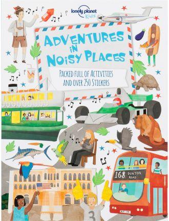 Noisy Places 1 Kas Adventures