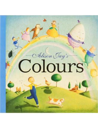 Alison Jay Colours