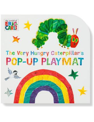 Very Hungry Caterpillar Popup Playmat