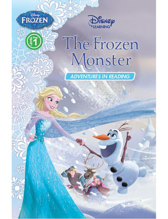 Disney Learning: Frozen - Frozen Monster Level Pre-1 Reader