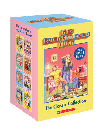 The Baby-Sitters Classic Collection