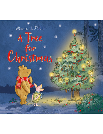 Winnie the Pooh: A Tree for Christmas