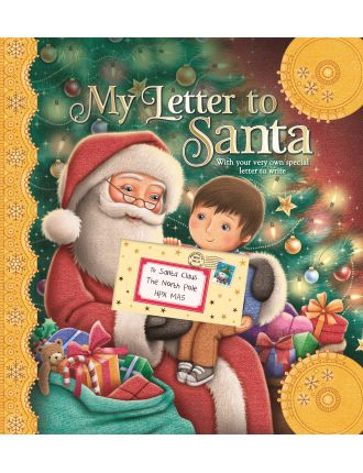 My Letter to Santa