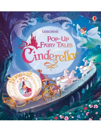 Pop-Up Fairy Tales Cinderella