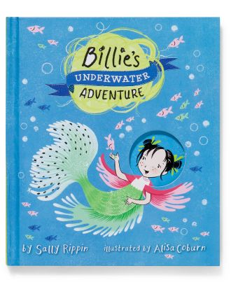 Billie'S Super Dooper Adventures: Billie'S Underwater Adv
