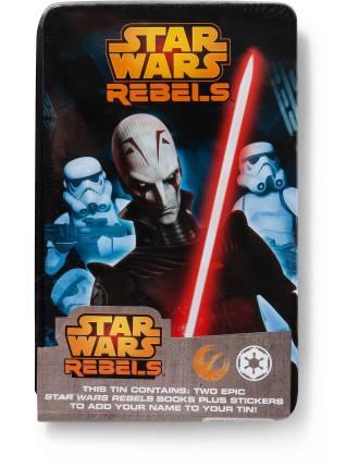 Star Wars Rebels: Star Wars Rebels Pencil Case Tin