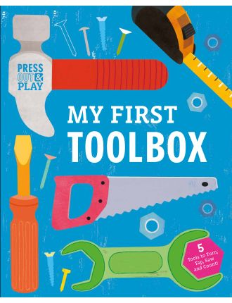 My First Press Out and Play Counting Toolbox