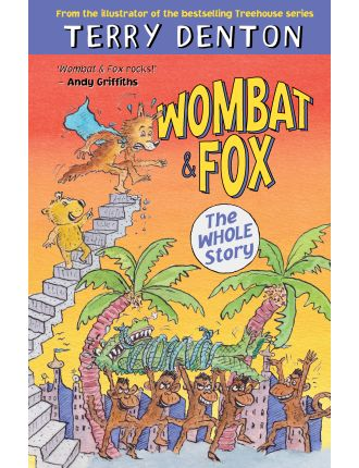 Wombat and Fox: The Whole Story
