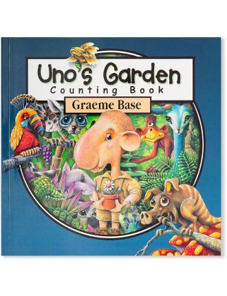 Uno'S Garden Counting Book