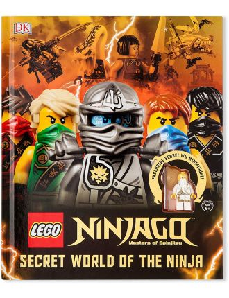Lego® Ninjago: The Secret World Of The Ninja