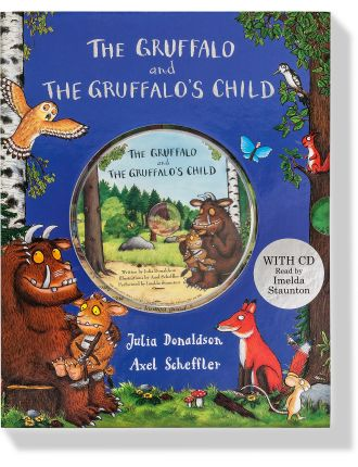 Gruffalo Anniversary Slipcase: 2 Books & 1 Cd