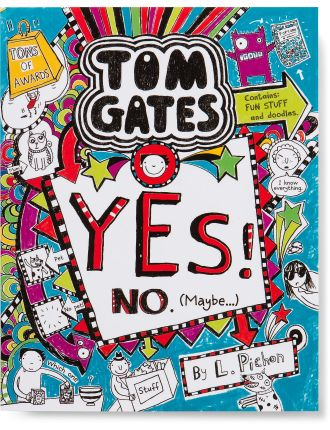 Tom Gates: #8 Yes! No (Maybe...)