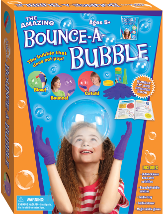 The Amazing Bounce-A-Bubble