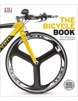 Bicycle Book: The Definitive Visual History
