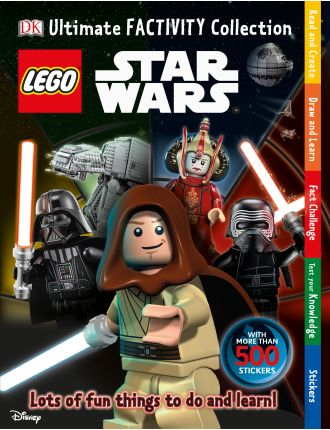 Lego® Star Wars: Ultimate Factivity Collection