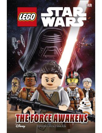 Dk Reads: Lego SW