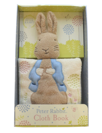 Peter Rabbit: Cloth Book