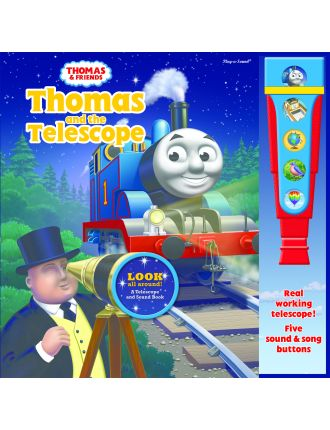 Thomas And Friends: Thomas And The Telescope