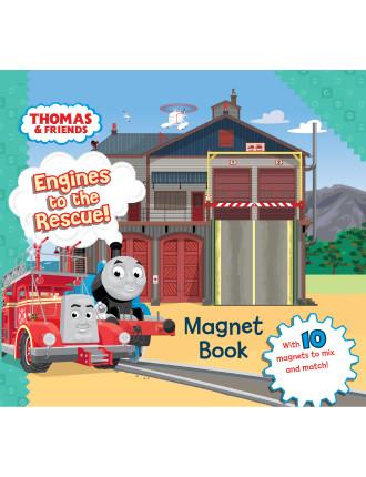 Thomas Magnet Book