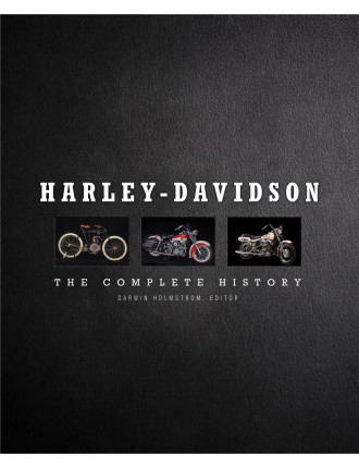 Harley Davidson: The Complete History