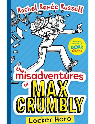Misadventrues Of Max Crumbly