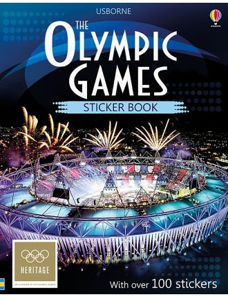 Olympic Games Sticker Book