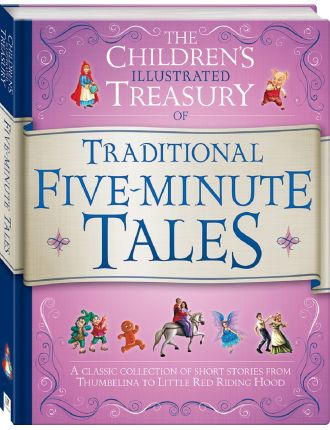 Children's Illustrated Treasury Of Five-Minute Tales