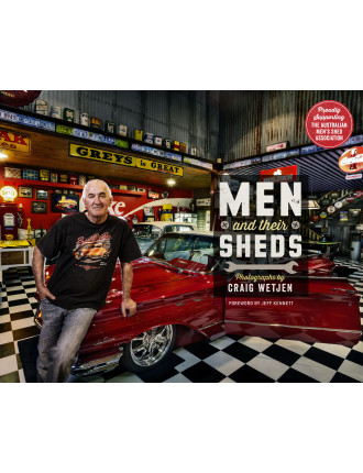 Men And Their Sheds