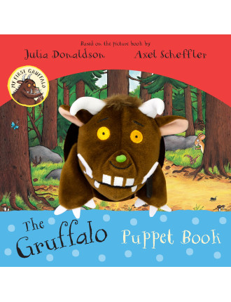 My First Gruffalo Puppet Book