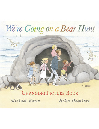 We are Going On A Bear Hunt- Changing Picture Edition