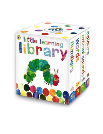 Learn with Very Hungry Caterpillar