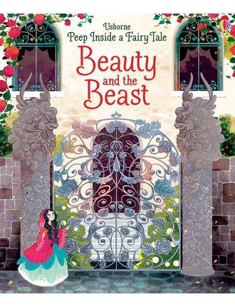 Peep Inside A Fairy Tale Beauty