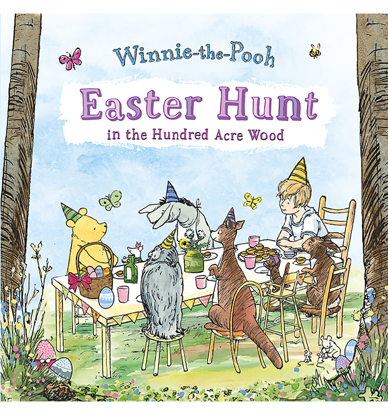 Easter hunt in the hundred acre wood david jones content negle Gallery