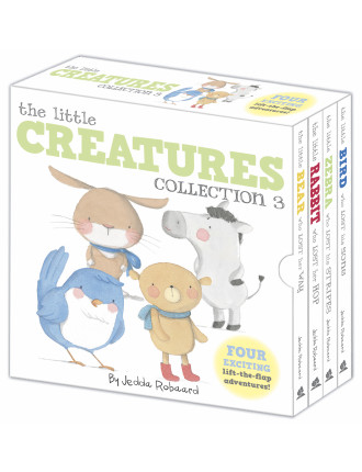 Little Creatures Collection 3