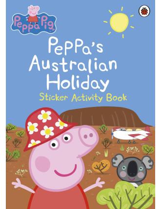 Peppa Pig: Peppas Australian Adv
