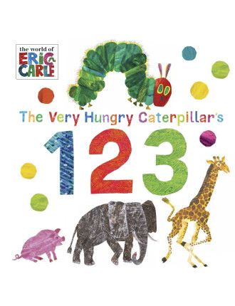 Very Hungry Caterpillars 123