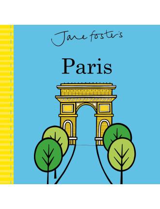 Jane Fosters Paris