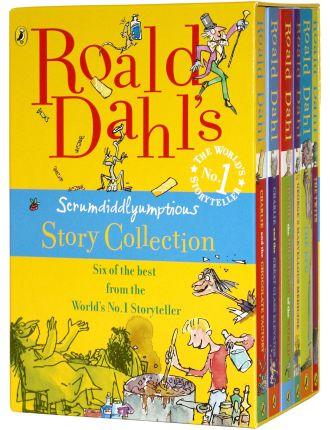 Scrumdidlyumptious Story Collection