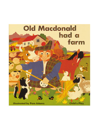 Old Macdonaly had a Farm