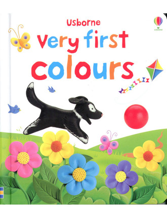 Usborne Very First Colours