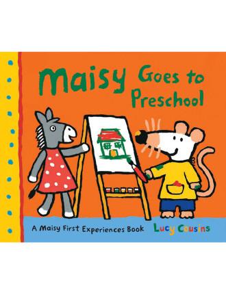 Miasy Goes to Pre School