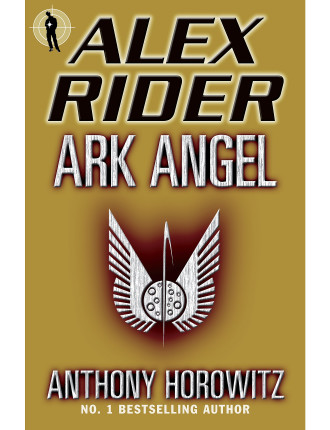 Alex Rider: Ark Angel - Anniversary Edition