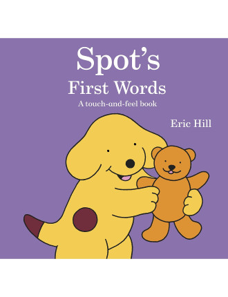 Spot's First Words Touch and Feel Book