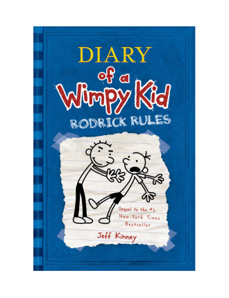 Rodrick Rules: Diary Of A Wimpy Kid V2 Hb