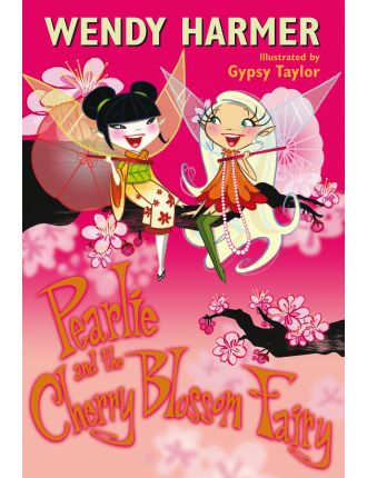Pearlie And The Cherry Blossom Fairy #12