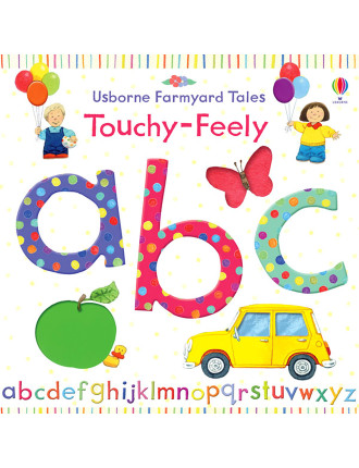 Touchy Feely Abc