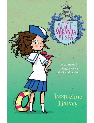 Alice Miranda At Sea