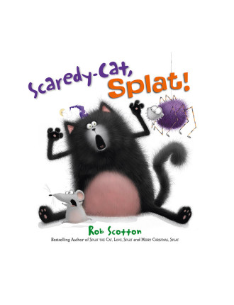 Scaredy Cat Splat