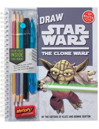 Draw Star Wars: Clone Wars