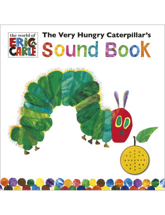 Very Hungry Caterpillar's Sound Book